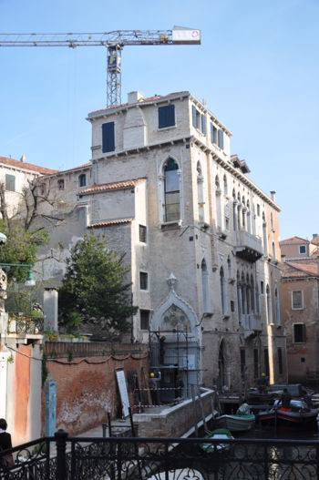 Venezia edilizia