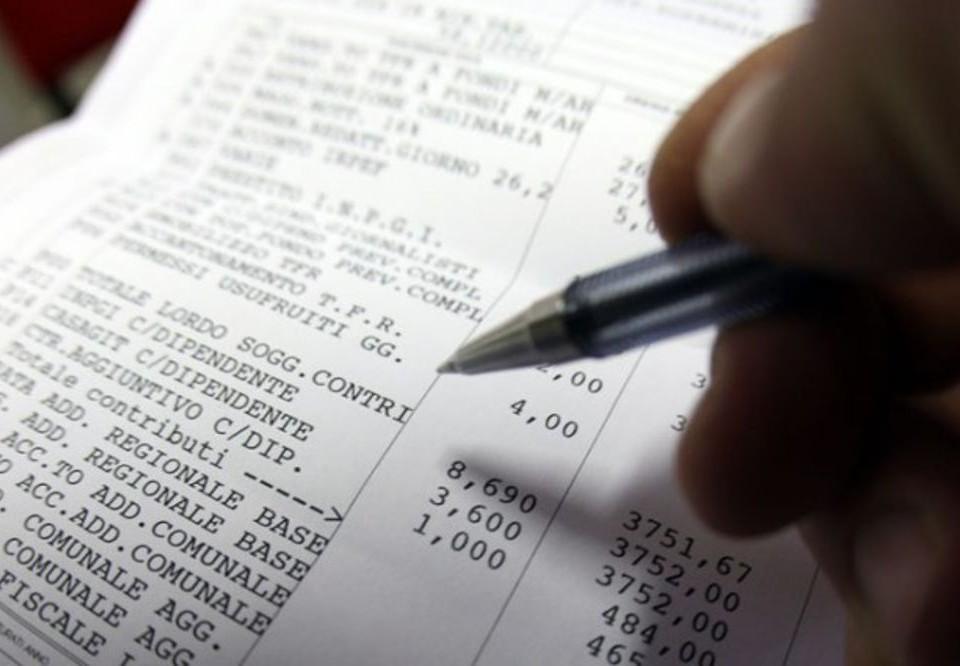 Elaborazione Buste Paga del Personale
